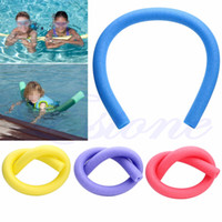 Wholesale Rehabilitation Learn Swimming Pool Noodle Water Float Aid Woggle Swim Flexible cm