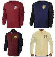 Wholesale Atletico America new adult Jackets Tracksuits football training clothes high quality Sweatshirt