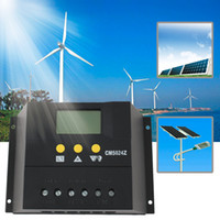 Wholesale 50A V V Solar Regulator Solar Charge Controller LCD Solar Genetator BEST