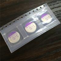 Wholesale uF V SANYO OS CON SVP x7 mm Low ESR V220uF SVP220M SMD Polymer Solid Electrolytic Capacitor