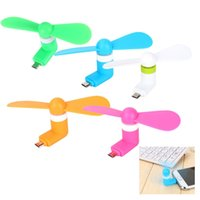 Wholesale 5Pin Portable Flexible Cooling Fan Mini Super Mute USB Cooler For Android phone USB