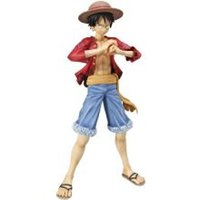 Wholesale Japanese cartoon figure Piece Action Figures Monkey D luffy toy mini figure cool handsome toy doll hot