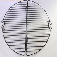 baking rack for oven - Metal Folding Mesh Cooling Rack Net for Nonstick Cake Cookies Pies Cakes Oven Baking Icing Shelf Bakeware Kitchen Accessories