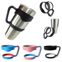 Wholesale Portable Anti Slip Cup Hand handle Holder Mugs Portable Hand Holder For YETI Rambler Tumbler oz oz Cups YETI SIC Rambler Handle