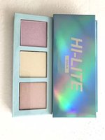 Wholesale HOT Makeup Hi Lite Opale Highlighter palette Powders Highlighters Color DHL GIFT
