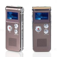 audio details - Details about Rechargeable GB Hr Digital Audio Sound Voice Recorder Dictaphone MP3 Player