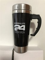 automatic tea kettle - Stainless steel automatic mixing cup car hybrid healthy meal tea cups of black coffee herbalife nutrition shake bottle of ml