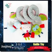 al por mayor bebé móvil de juguete-Kawaii Juguetes para bebés infantiles Juguetes para niños para niños Camas recién nacidas para cunas Juguetes para niños Juguetes para niños