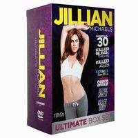 Wholesale 2016 New Released JIllian Michaels ULTIMATE BOX SET Discs Workout Fitness Us Version