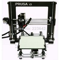 Wholesale 1 set Reprap Prusa Mendel i3 Rework D Printer PLA Plastic Parts KIT Printer Parts