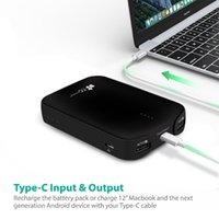backup technology - EC Technology mah External Battery Power Bank Portable Charger Backup Pack USB Ports Auto IC Type C