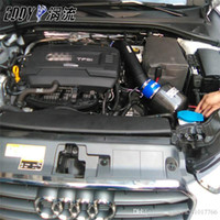 Wholesale For Audi A3 T S3 T EDDYSTAR CF A Carbon Fiber Cold Air Intake System Air Filter Air Intake Kit