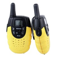 Wholesale New Walkie Talkie Retevis RTA1 UHF462 VOX Channel Monitor W Channel Scan VOX Monitor Emergency Alert For Kid Two Way Radio