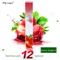 angels pen - Lily angel ML Fruit Flavor Nail Care Cuticle Oil Nail nutrition Oil Pen Women Makeup Nail Art Tools Prevent