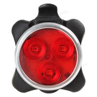 Wholesale Bicycle Taillights Modes Waterproof USB Rechargeable Cycling Bicycle Bike LED Head Front Rear Tail Clip Light Lamp