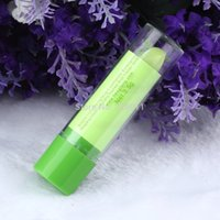 Wholesale Changable Color Lipstick Lip Cream Hot Water Resistant Magic Fruity Smell