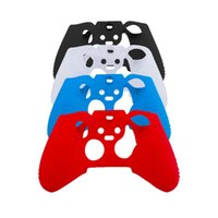 Wholesale Universal Gaming Gamer Controller Cover Case Silicone Game Joystick Protective Case Cover For XBOXONE Color Optional