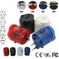 application international - international universal Multi function charging Plug power charge plugs For US EU UK AU application for traveling almost all over the wolrd