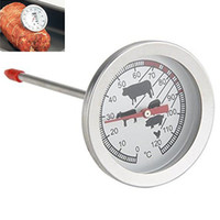 Kitchen Thermometers bbq frying pan - Jieweixin Kitchen Cooking Food Thermometer BBQ Tools Meat Thermometer Probe Temperature Gauge For Roast Chicken Pan fried Steak