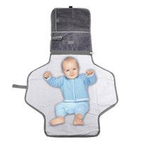 baby change table mats - Large size portable baby changing table diaper nappy baby changing pad cover mat waterproof sheet baby care products travel