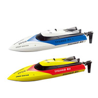 best remote control boat - Newest Large RC Boat High Speed KM H Remote Control Speed Boat Water Cooling System vs F16610 FT010 Best Xmas Gift