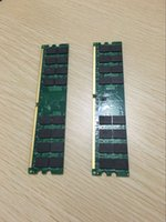 Wholesale 2Piece Ram ddr2 GB MHz ddr Mhz PC2 for AMD Motherboard Memory RAMs for Desktop PC Computer