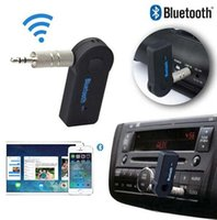 0.04 kg audio cables gifts - For Your Car Usefull Wireless Bluetooth Audio Receiver Adapter m mm audio cable as gift