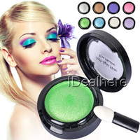 amazing shadow - Colorful Shimmer Charming Amazing Eyeshadow Natural Eye Shadow Black Case For Cosmetic Makeup Beauty Tools Colors