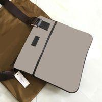 Wholesale MENS fashion bag cross body messenger bag small cm beige canvas womens handbag