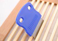 Wholesale 100pcs Pet Dog Cat Clean Comb Metal Lice Comb Small Pet Nit Lice Comb DHL Fedex Free