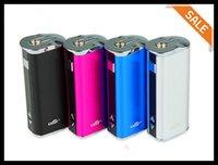 Wholesale 2016 NEW Arrival Eleaf istick W box mod eleaf istick W battery With OLED Screen iStick mah VV VW box mod