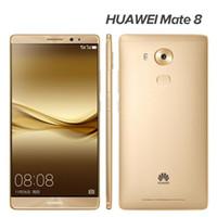 Proveedor de China Original NXT-AL10 <b>Huawei</b> Mate 8 teléfono móvil 6.0 pulgadas Kirin 950 4GB RAM 64 / 128GB ROM 16.0 + 8.0MP Cam 4000mAh En Venta