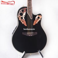 Wholesale 41 quot Folk guitar acoustic guitar electric box guitar grape hole boys and girls