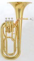alto trumpet - Musical Brass Instruments Baritone Professional Alto Horn high grade Gold Brass wind instrument Trumpet Cornet in Bb JYBT E100G