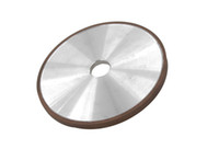 Wholesale 1pc Grit Flat Shaped Plain Resin Grinding Wheel mm Outside Diameter mm Mounting Hole