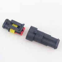 amp power connectors - AMP SUPERSEAL SERIES P PL excellent water proof power connector for mobility scooter parts power wheelchair and car