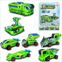 assembly ideas - in DIY solar robot toys for children safe green energy drive solar changing equipment assembly kit gift ideas