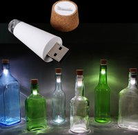 Cheap no USB bottle light Best No No Bottle LED LAMP Cork