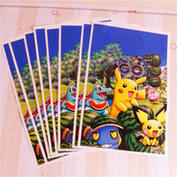 Wholesale Plastic Cartoon Pearly Loot Bags Handle Shopping Bags Garment Cloth Bags Gift Wrap bags Poke Pikachu Frozen Minions Bags Packing Packages
