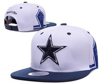 album blue - new Dallas Adjustable cowboys Snapback Hat Snap Back Hat Football Cheap Hat Adjustable men women Baseball Cap offer albums