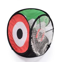 Wholesale New Golf Practice Net Durable Multifunction Side Hitting Chipping Training Aid Chipping Net MD0176