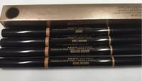 Wholesale Brow Definer Makeup Skinny Brow Pencil Crayon A Sourcils Fin Soft Brown Medium Brown Dark Brown Ebony in Golden Packaging