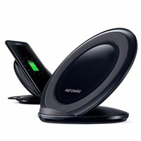 Wholesale For Samsung Galaxy S7 Fast Charger Wireless Stand for Samsung Galaxy S7 edge S6 edge S6 edge Plus QI Wireless Quick Charging Dock
