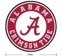 alabama door - Alabama Crimson Tide car sticker Car reflective stickersreflective sheeting