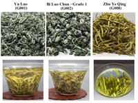 Wholesale Green Box x g bags of Green Tea Samples packed in one compact box for try