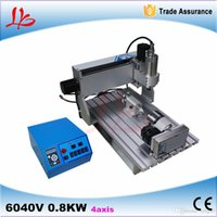 Wholesale Better than V KW axis rotary axis woodworking CNC engraver Engraving Drilling and Milling Machine