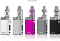 Wholesale Eleaf iStick Pico Kit Firmware Upgradeable With W Pico box Mod VW Bypass TC ml Melo Mini Tank E Cigarettes DHL