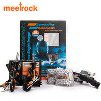 Wholesale Meetrock xenon H7 H1 H4 H11 hb3 hb4 car headlamp automobiles auto headlight bulb DRL super xenon hid kit years Warranty