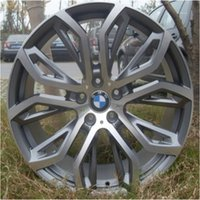 Wholesale LY880916 X9 BW car rims Aluminum alloy is for SUV car sports Car Rims modified in in in in in