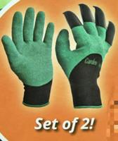 Wholesale Garden Gloves For Digging Planting Unisex Cut Resistant Nitrile